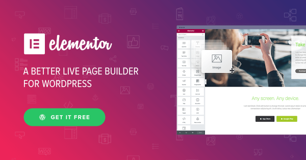page builder for wordpress